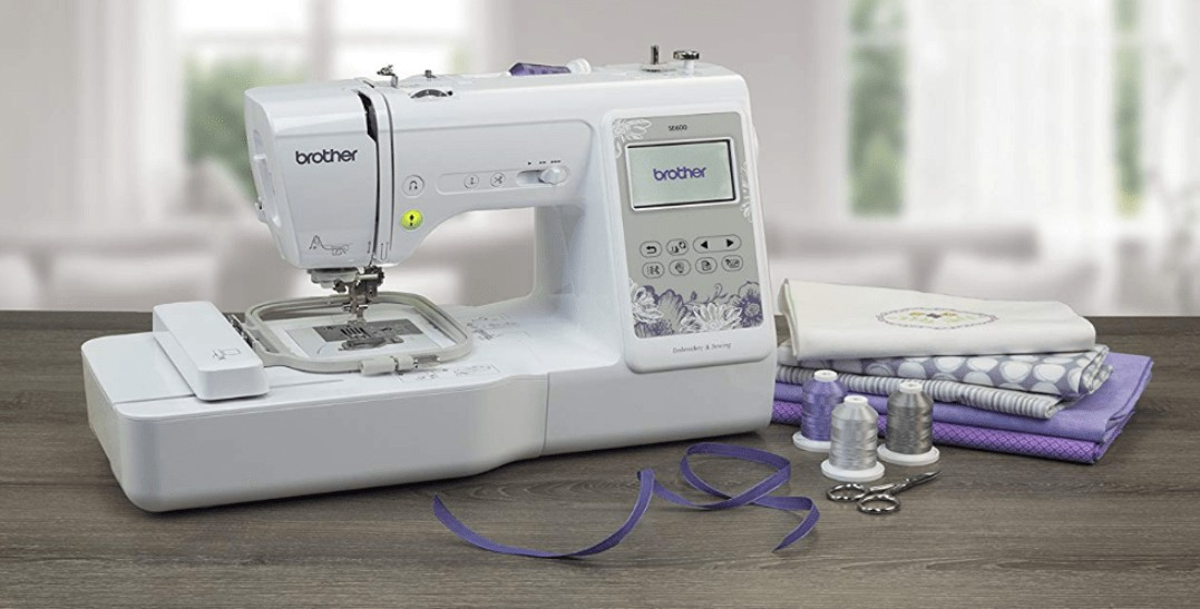 brother se600 best selling embroidery machine