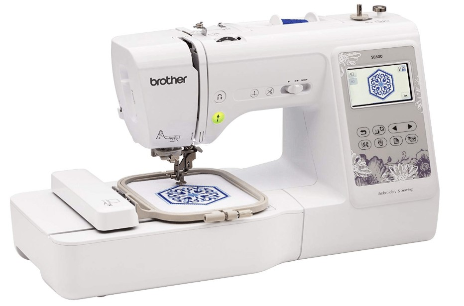 se600 embroidery machine review