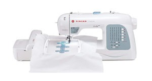 SINGER xl400 embroidery machine
