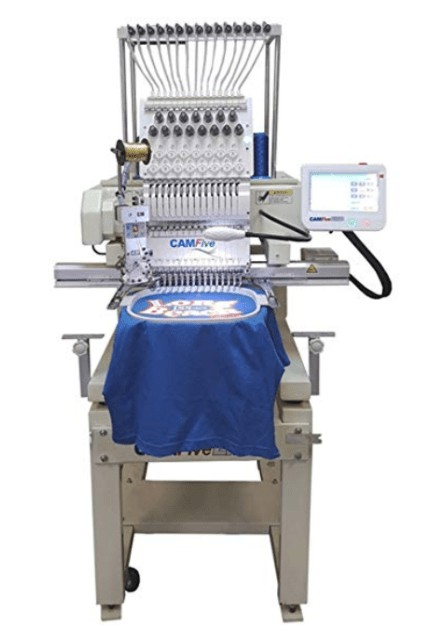 the cost of multi needle embroidery machine