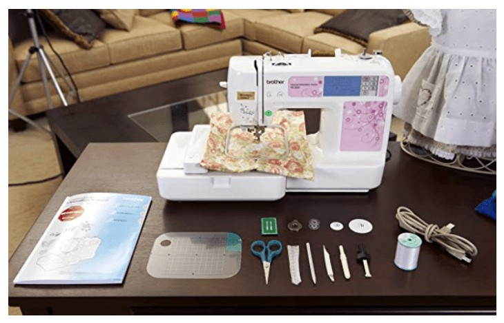 brother pe500 embroidery machine reviews