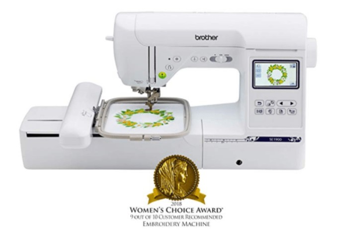the price of brother embroidery machine