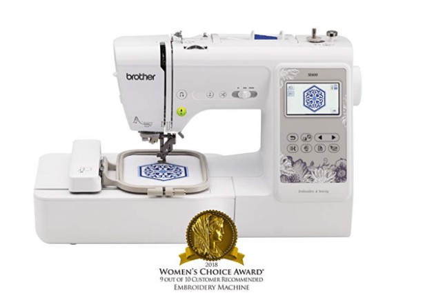 how much does embroidery machine cost