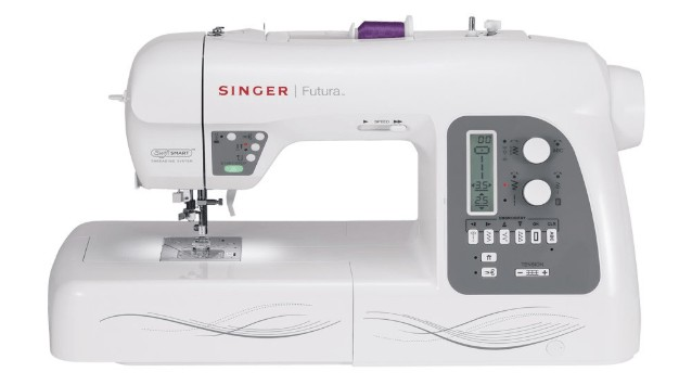 Singer futura xl 550 reviews