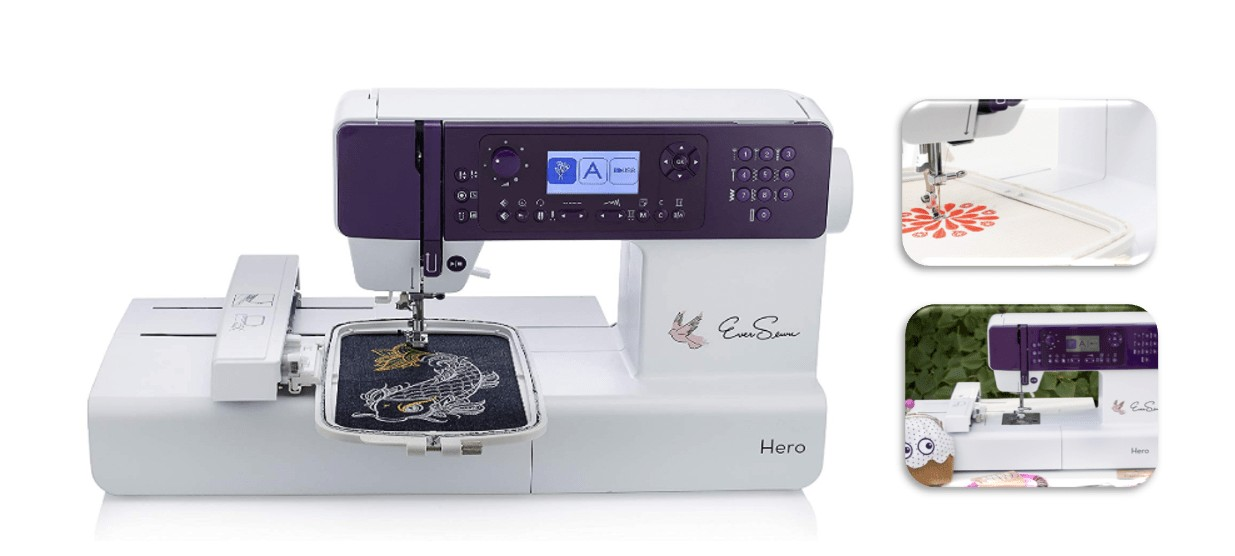good embroidery machine for monogramming