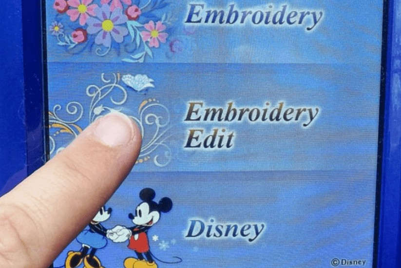 choosing your embroidery machine