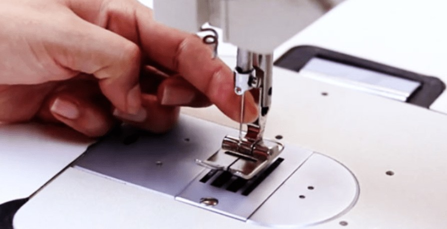 installing your embroidery machine