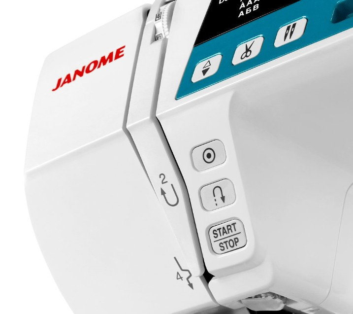 janome 4120qdc LCD