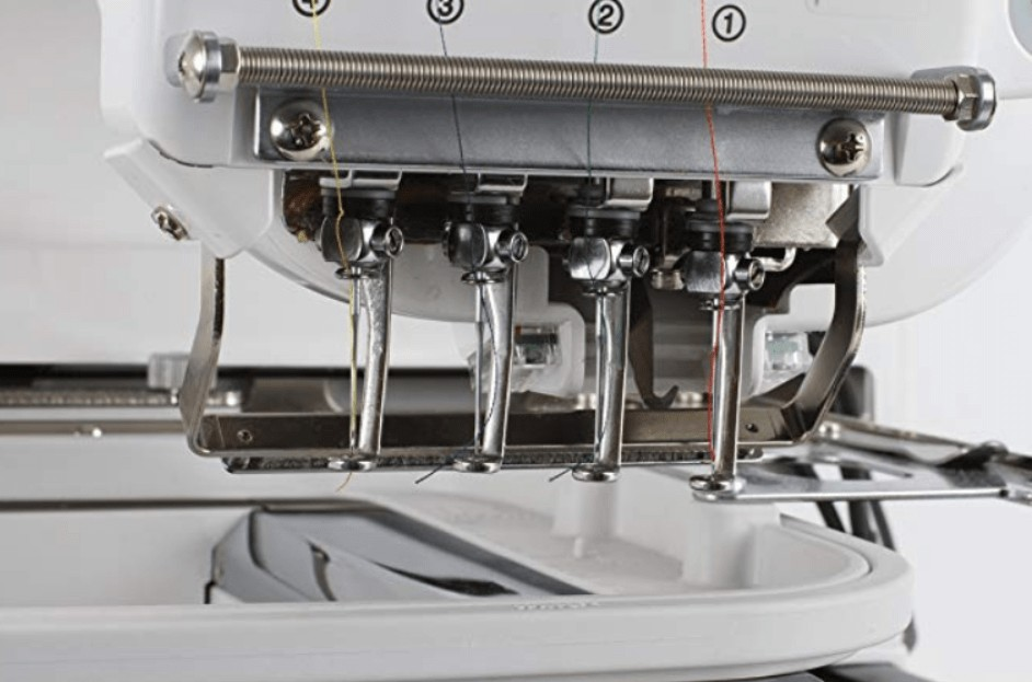 janome mb4n embroidery machine