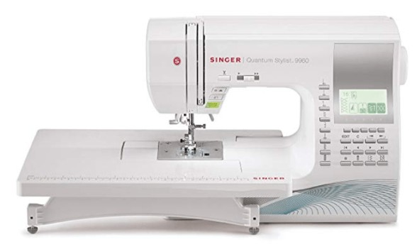 best sewing machine that sews letters