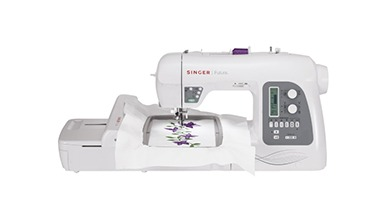 singer xl550 embroidery machine
