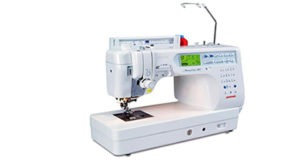 Janome-6500P embroidery machine