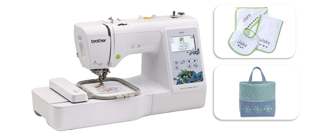 best home use embroidery machine for monogramming