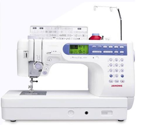 janome 6500p accessories