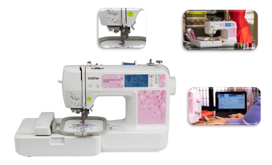 best home embroidery only machine for the budget