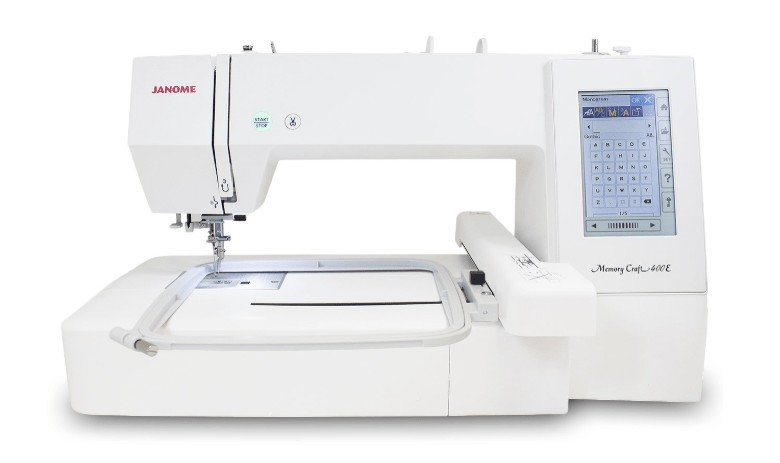 best embroidery only machine for home use overall