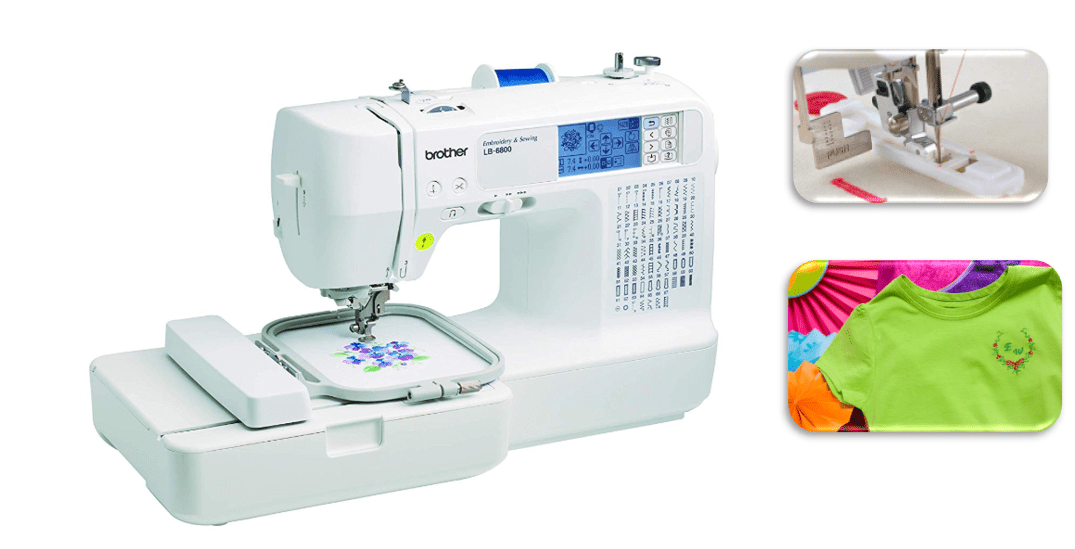 best embroidery sewing machine for the budget