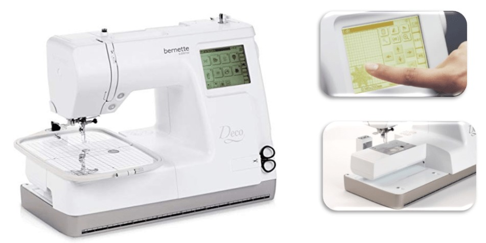 best home embroidery only machine for small business