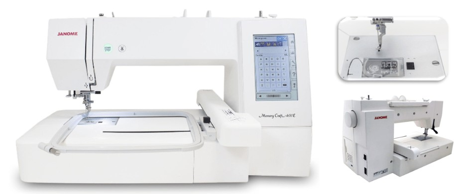 best janome embroidery and sewing machine