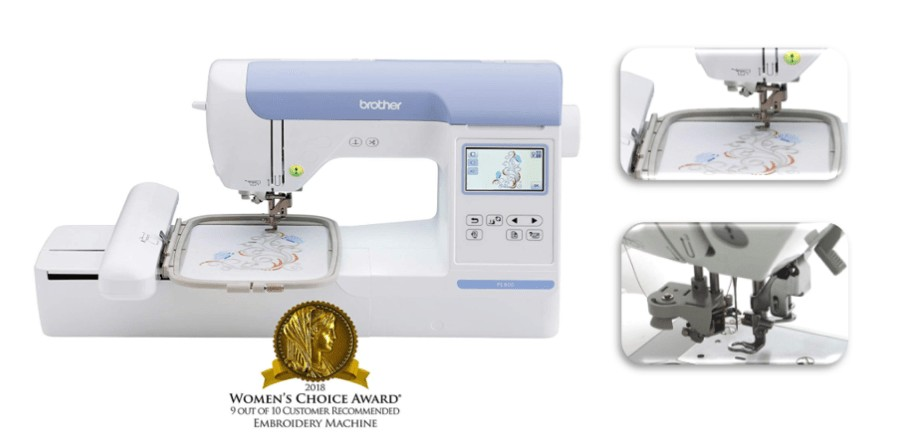 best monogramming embroidery only machine for home use