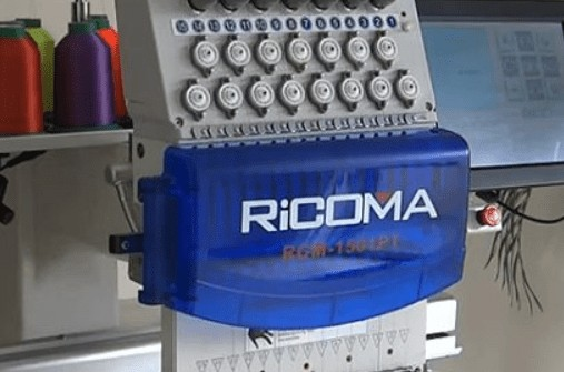 Ricoma Embroidery Machine Brand