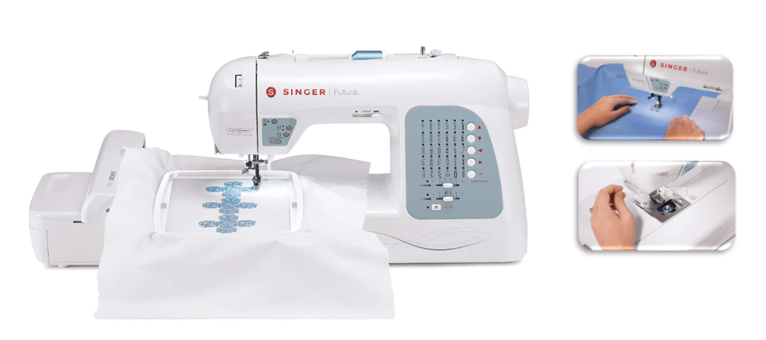 best home business embroidery machine for beginners