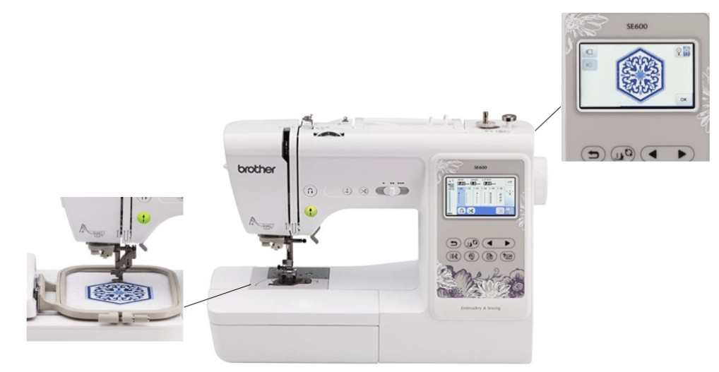 best cheap embroidery machine for beginners