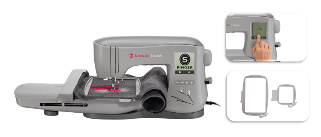 best embroidery machine for beginners under 1000