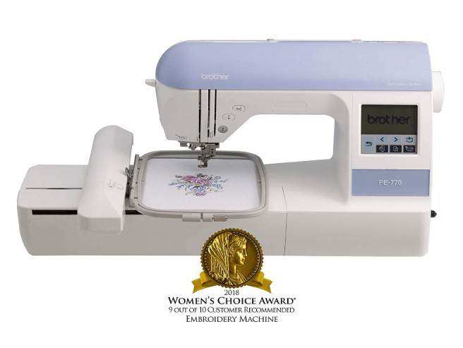 best brother brand commercial embroidery machine