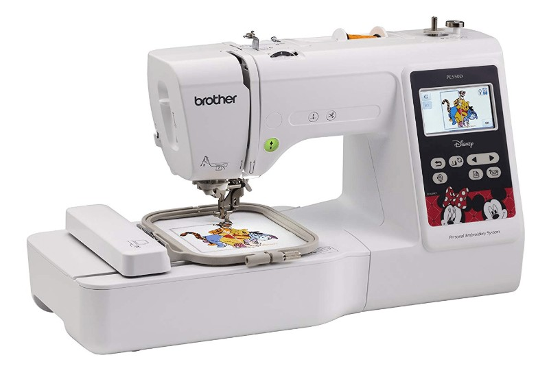 best disney brother embroidery machine