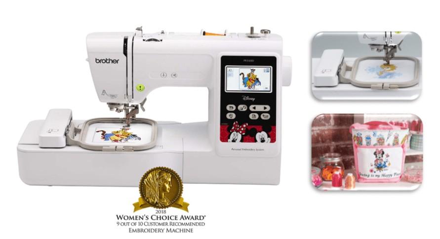 best disney embroidery machine under 500
