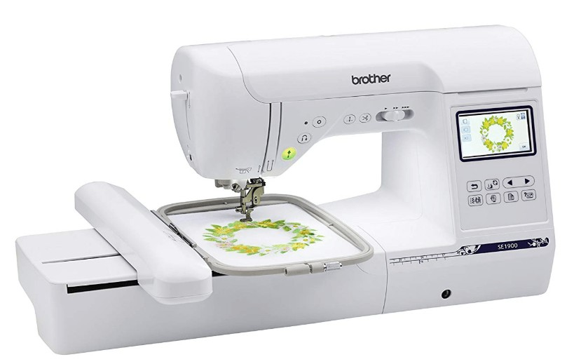 best home use brother embroidery machine