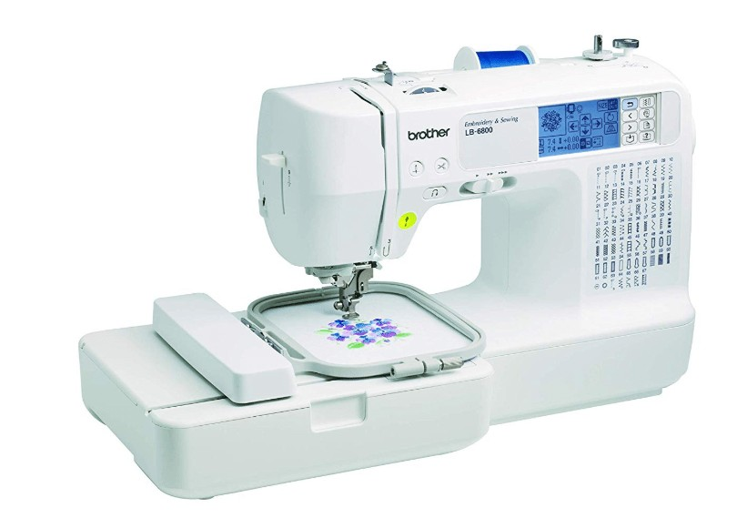 best cheap brother embroidery machine