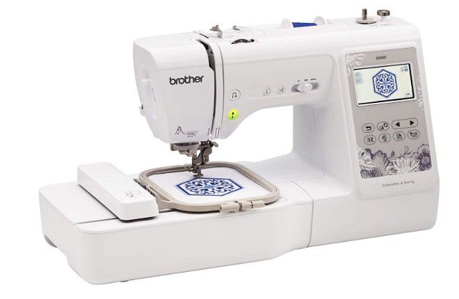 best brother embroidery machine for home use