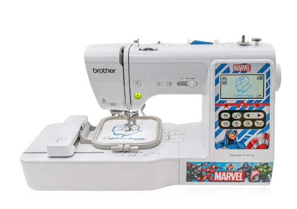 brother personal embroidery machine for monogramming