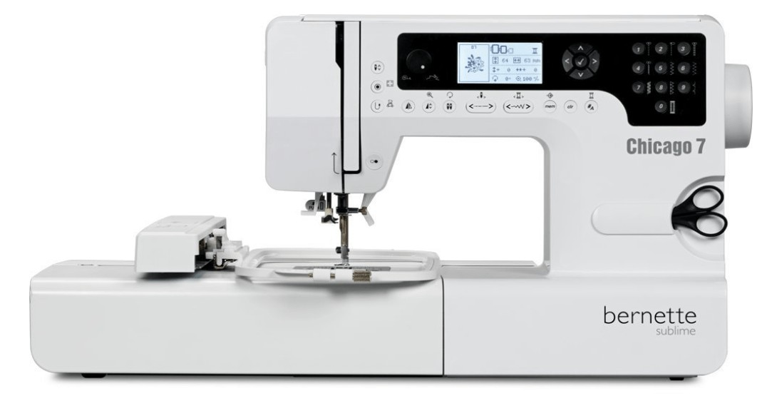 best low price commercial embroidery machine