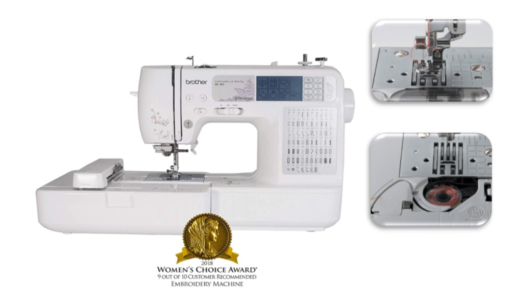 best home business embroidery machine for the budget
