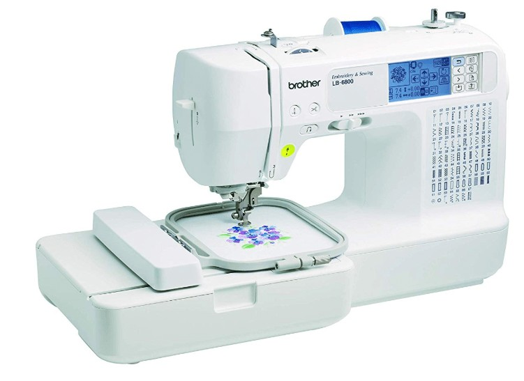 best home embroidery machine for price