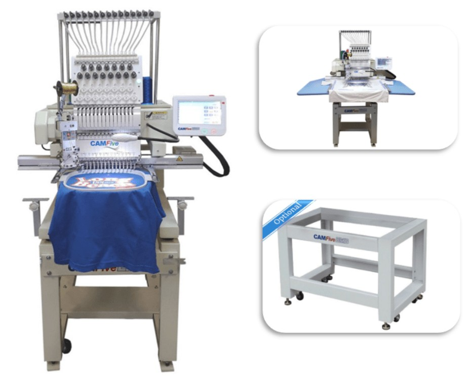 best multi needle embroidery machine for professional