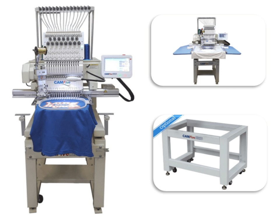 best multi needle embroidery machine for business