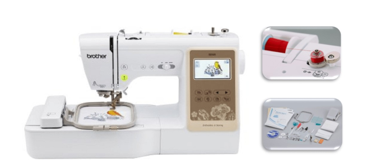 best brother computerized embroidery machine