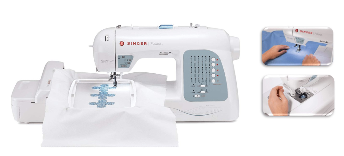 best computerized embroidery machine for creative