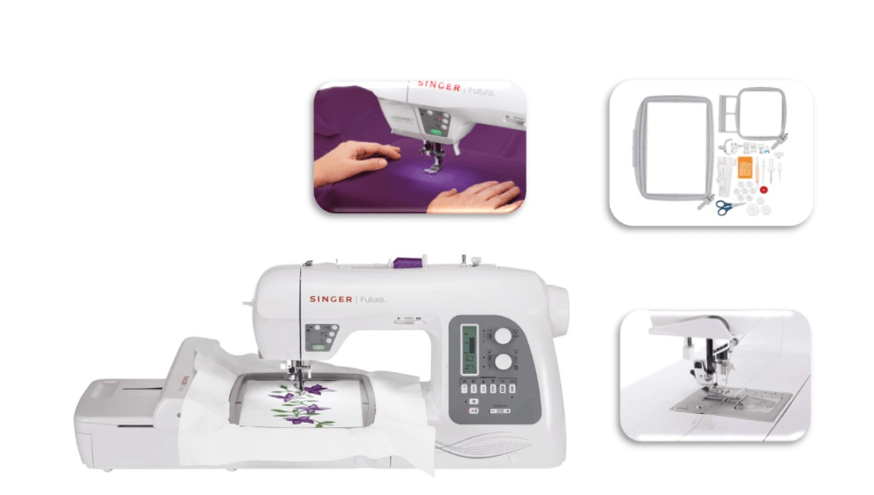 best computerized embroidery machine for editing designs