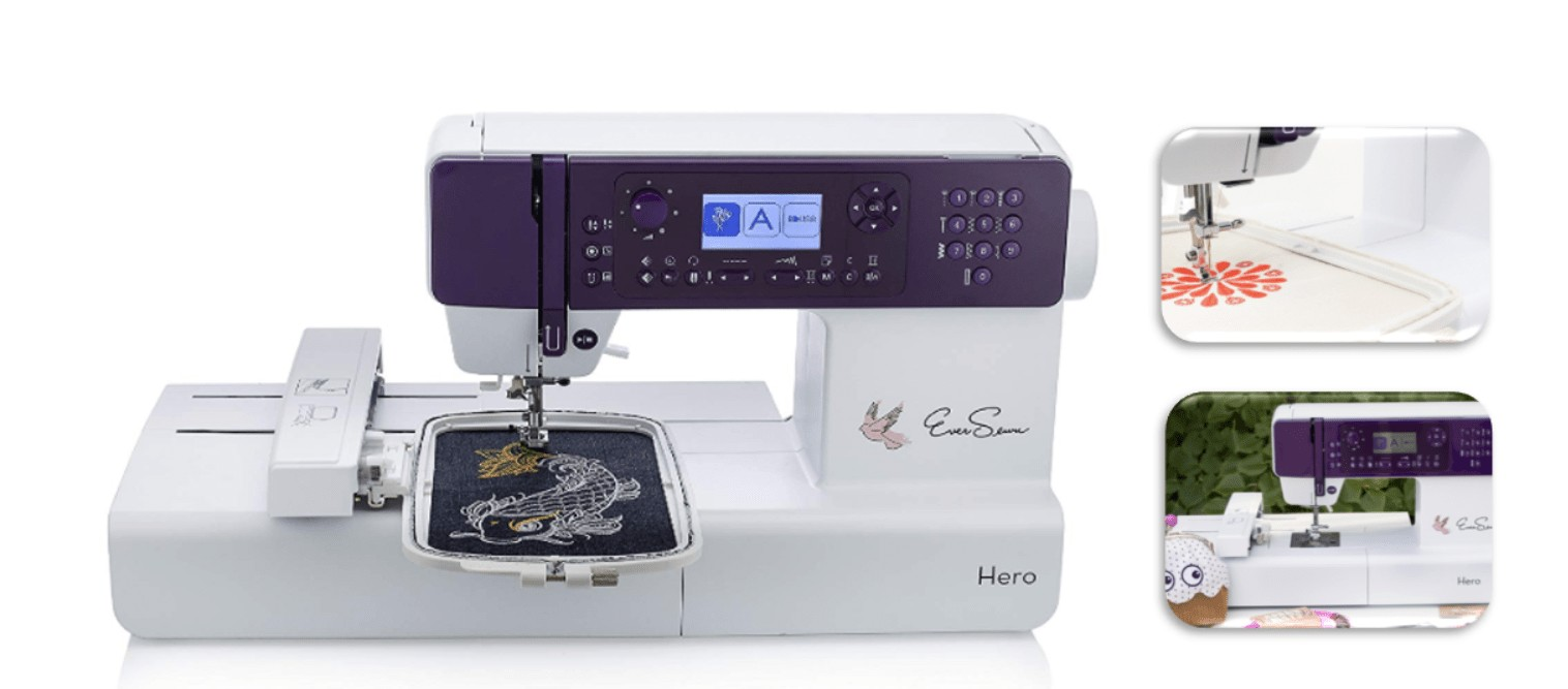 Best computerized embroidery machine for small business