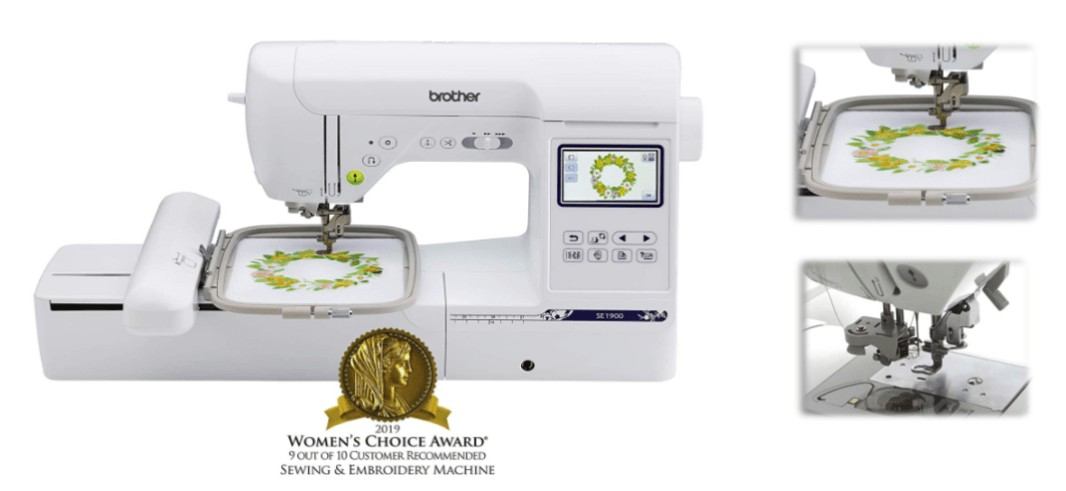 best brother embroidery machine for personal use