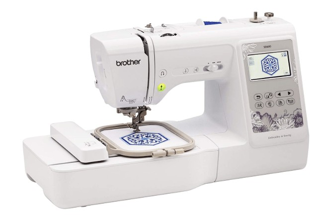 best cheap computerized embroidery machine