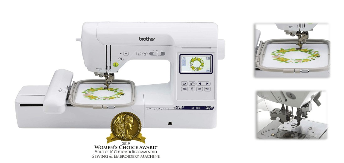 best computerized embroidery machine for home use