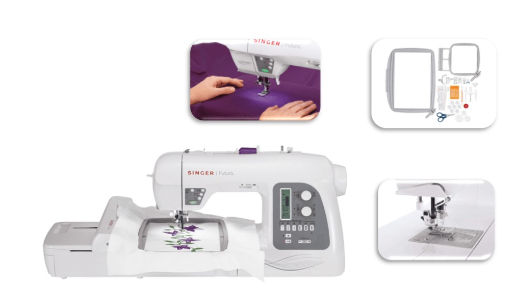 best combo machine for quilting