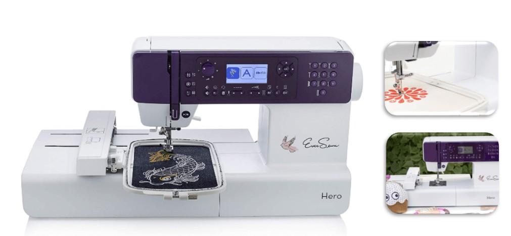 best portable embroidery machine under 1000