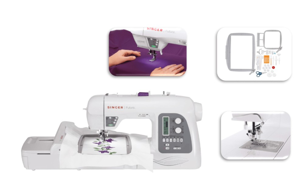 best editor choice beginner embroidery machine